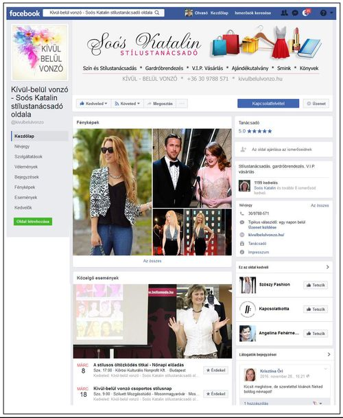 facebook tábla 1