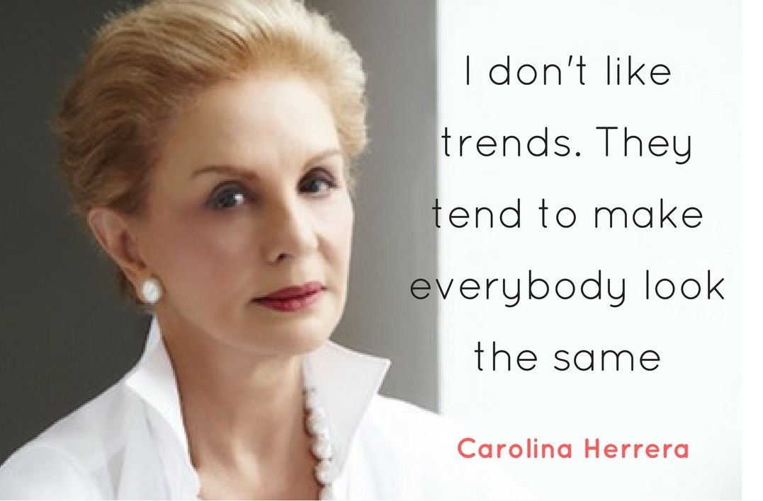 quotes I don't like trends