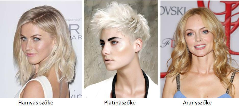 szőke haj 2