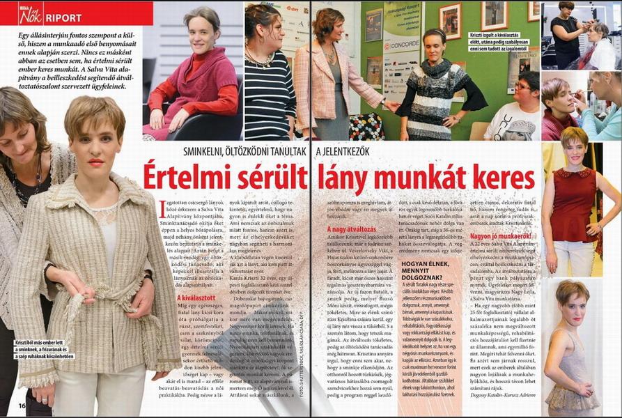 Soós Katalin média megjelenése