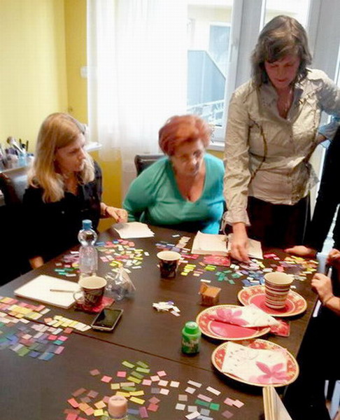 Soós Katalin színes workshopja