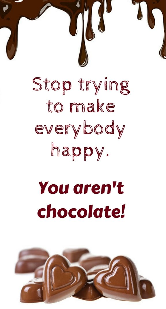 quotes Chocolate