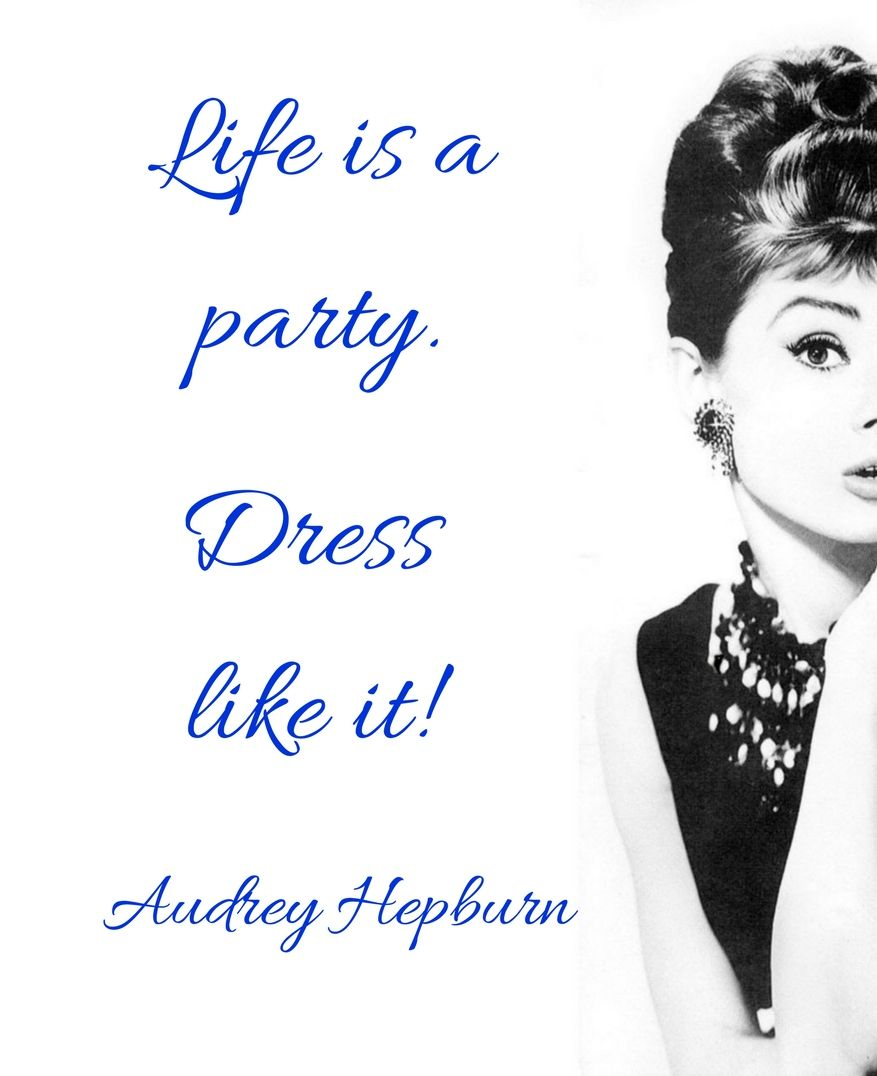 quotes Life is a party