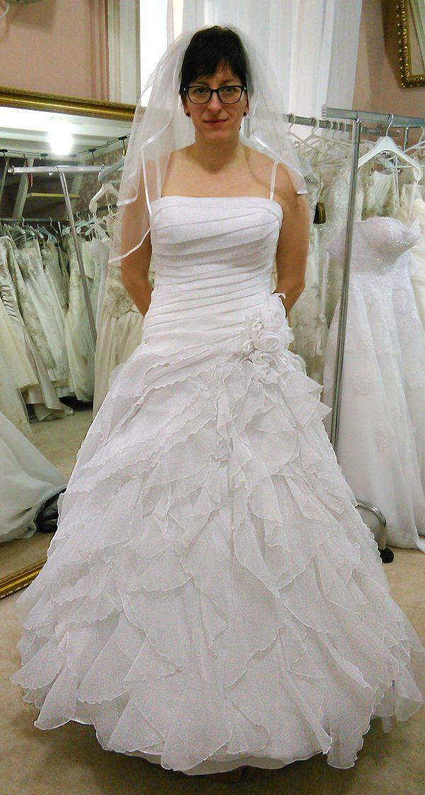 19a9ecf6f9 Egy esküvői ruha vásárlás története - Kívül-belül vonzó