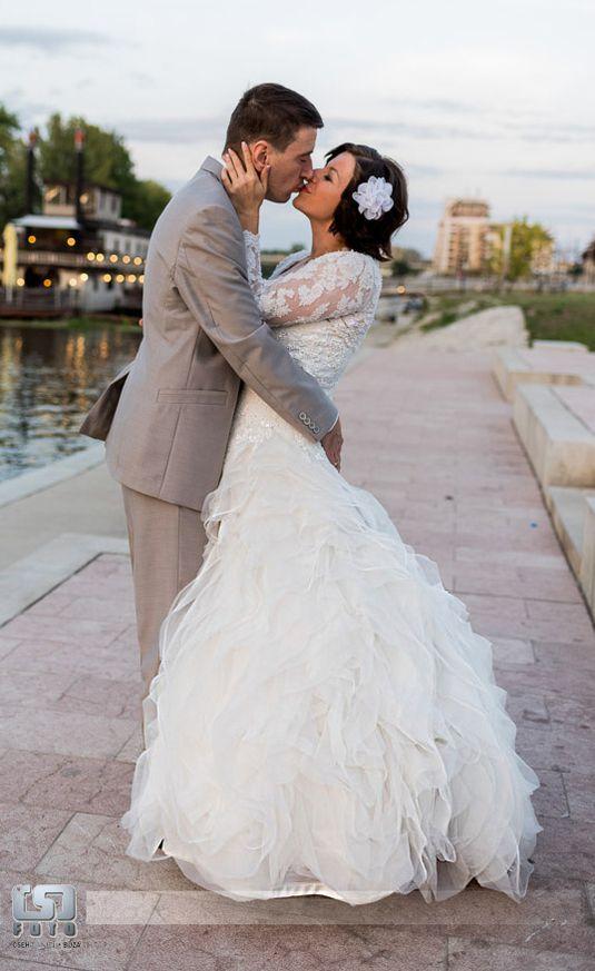 Esküvői ruha esküvőn 2