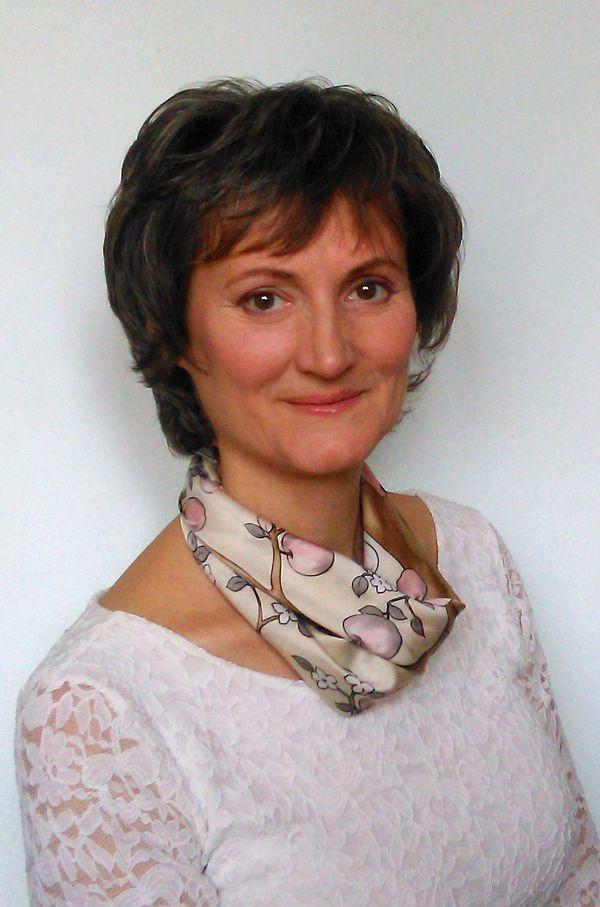 Soós Katalin szín és stílustanácsadó portréja