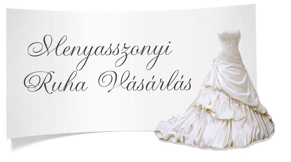 menyasszonyi ruha vásárlás kártya