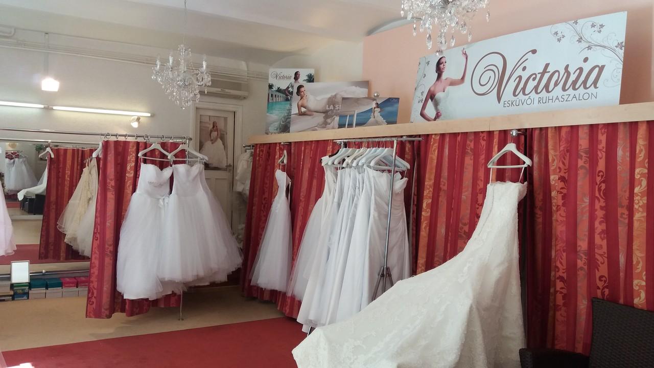 Viktória esküvői ruhaszalon