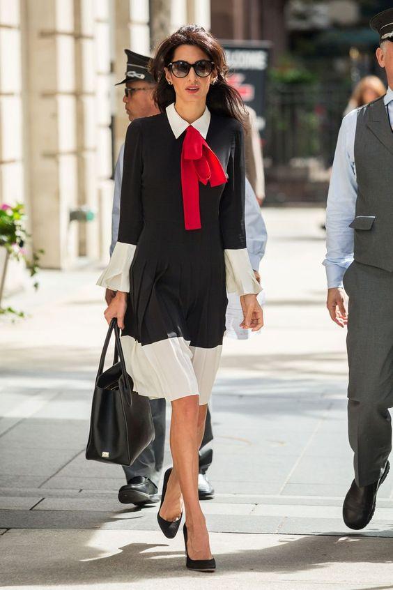 Amal Clooney a dáma (6
