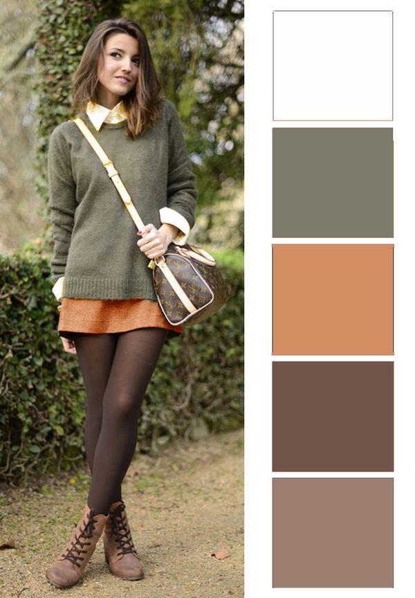 ősz színtípus színei (11)