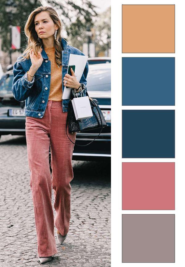 ősz színtípus színei (13)