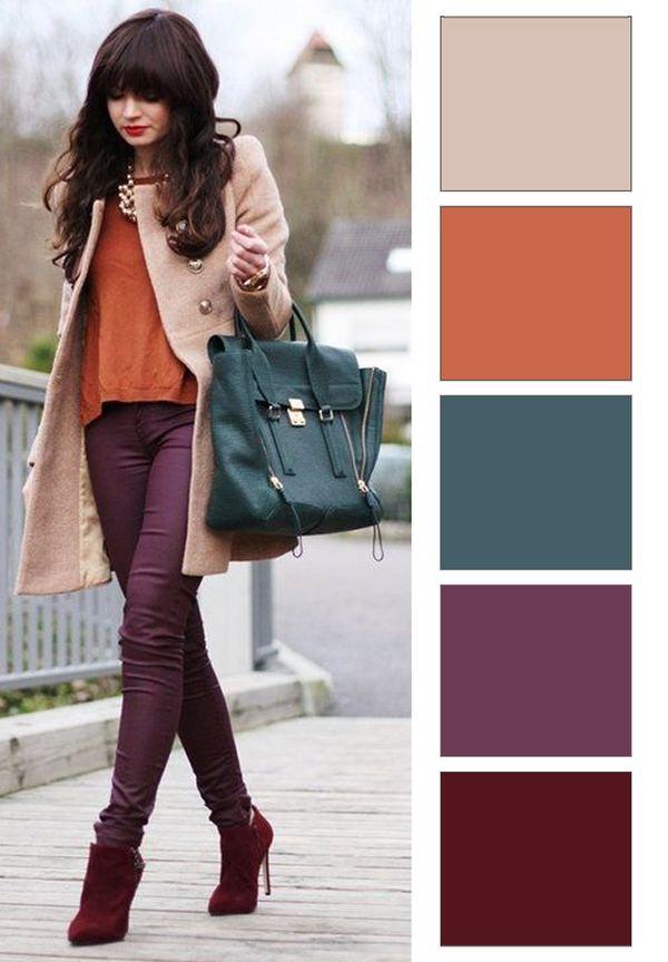 ősz színtípus színei (14)