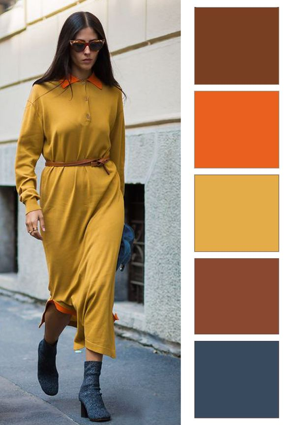 ősz színtípus színei (15)