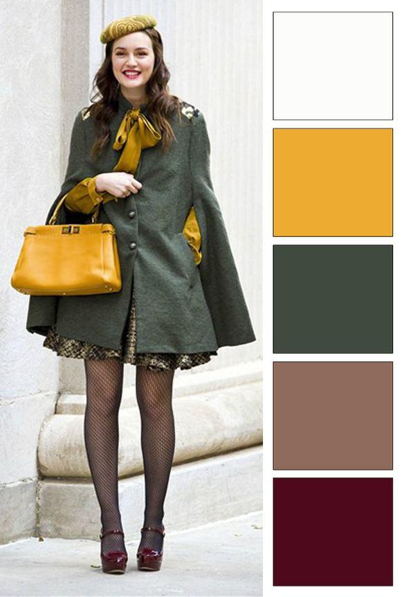 ősz színtípus színei (3)