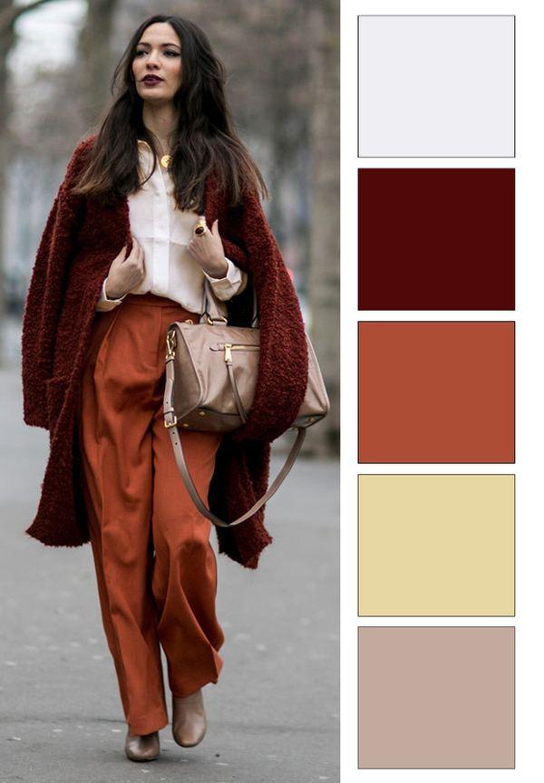 ősz színtípus színei (4)