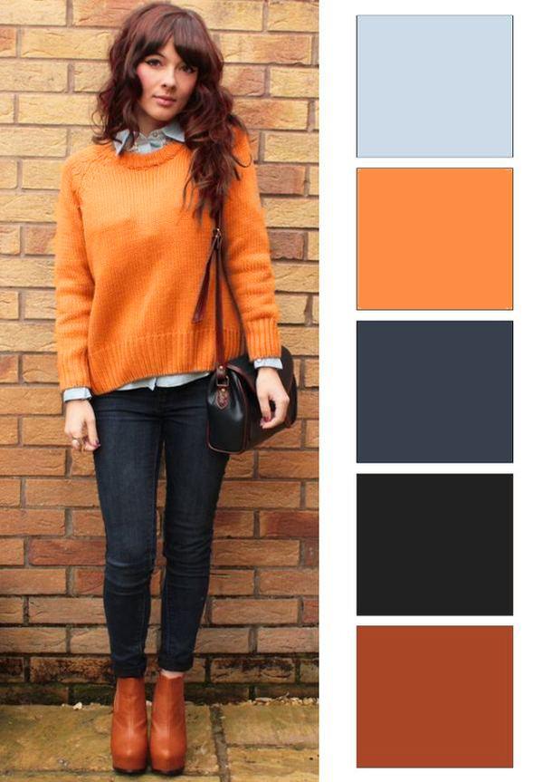ősz színtípus színei 5a