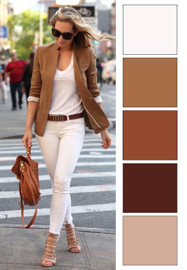 ősz színtípus színei (7)