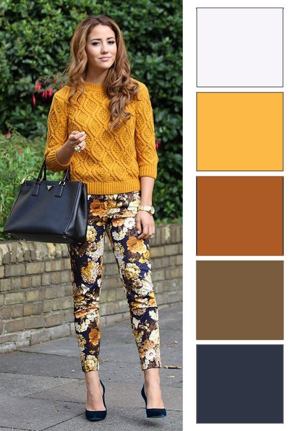 ősz színtípus színei (8)