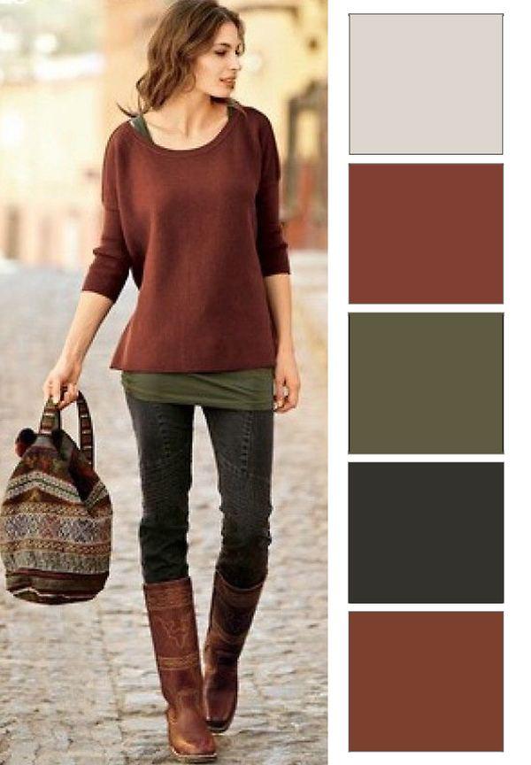ősz színtípus színei (9)