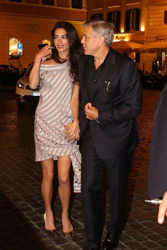 Amal Clooney és a csíkok 14