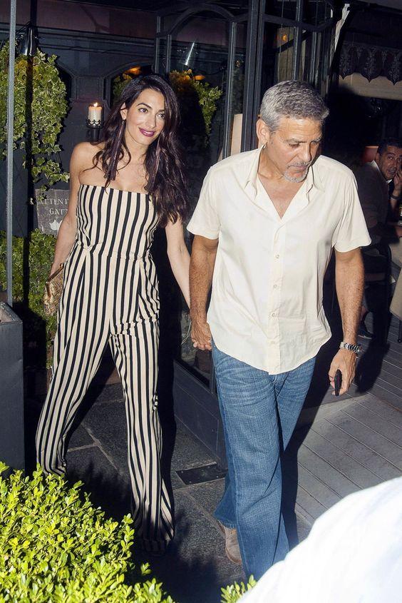Amal Clooney és a csíkok 15