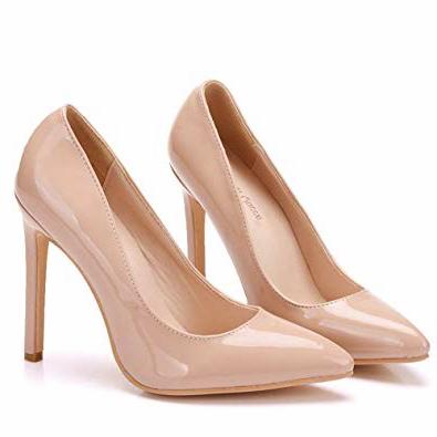 nude színű cipő 1