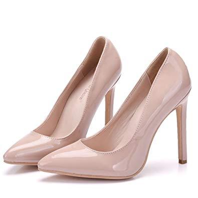 nude szín cipő 1