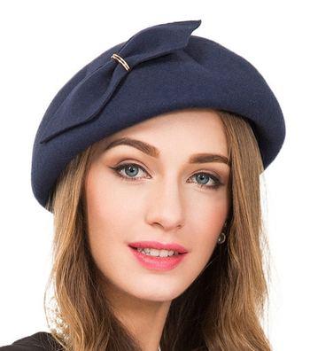 női sapka barett (1)