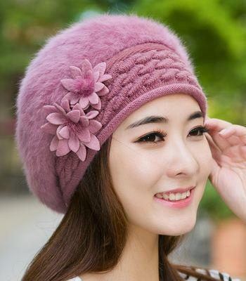 női sapka barett 12