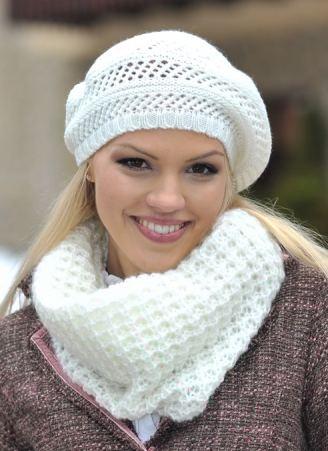 női sapka barett (4)