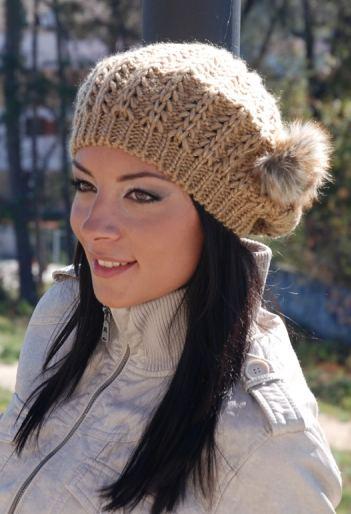 női sapka barett (6)