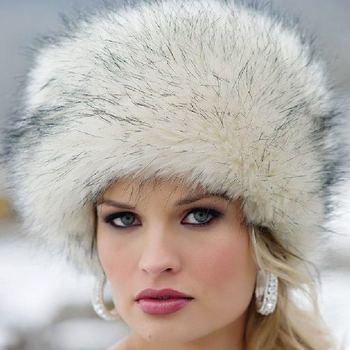 női sapka szőrmekucsma (3)