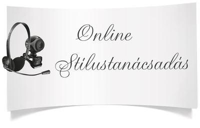 online stílustanácsadás kártya